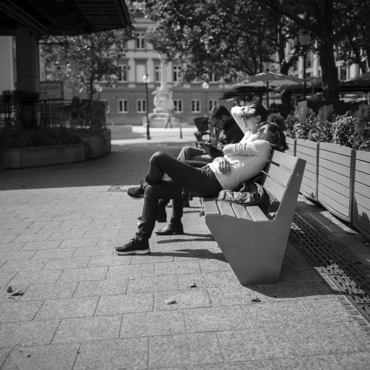 rays sun - luxembourgcity, streetphotos - cdelas | ello