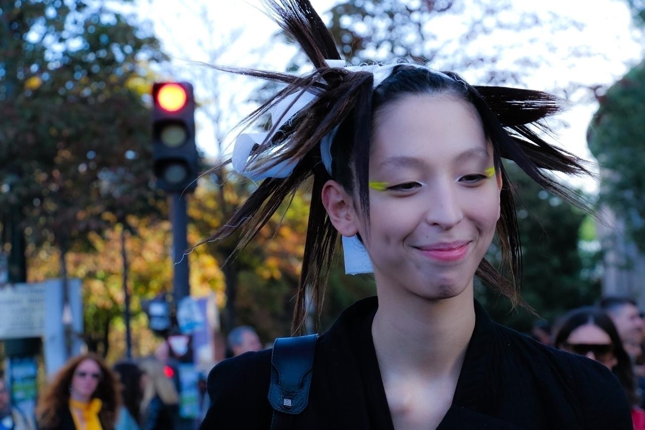 Issa Lish - fashion, model, photography - fashionsnap | ello