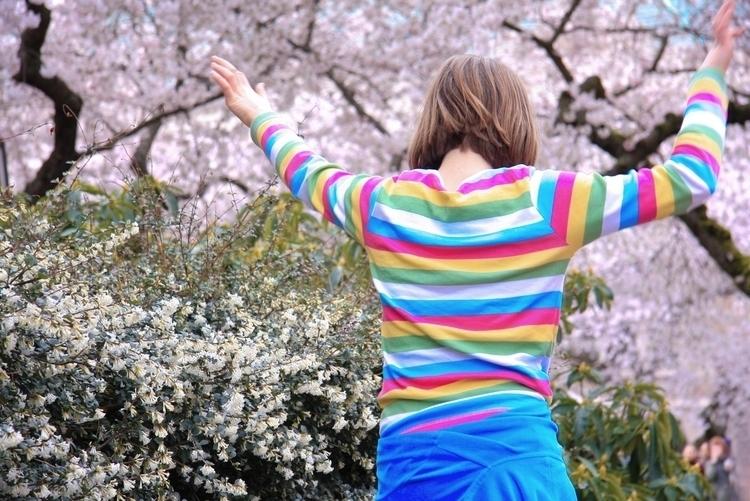 Cherry Blossom Season Universit - candychann | ello