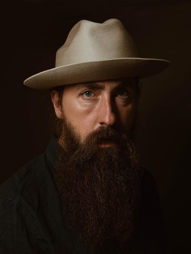 Portrait - beardmodel, barbershop - cyrilcaine | ello