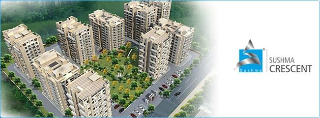 Book 2 BHK apartment Chandigarh - sushma-buildtech | ello
