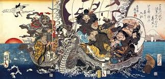 Dentro de la mitología japonesa - mitologias | ello