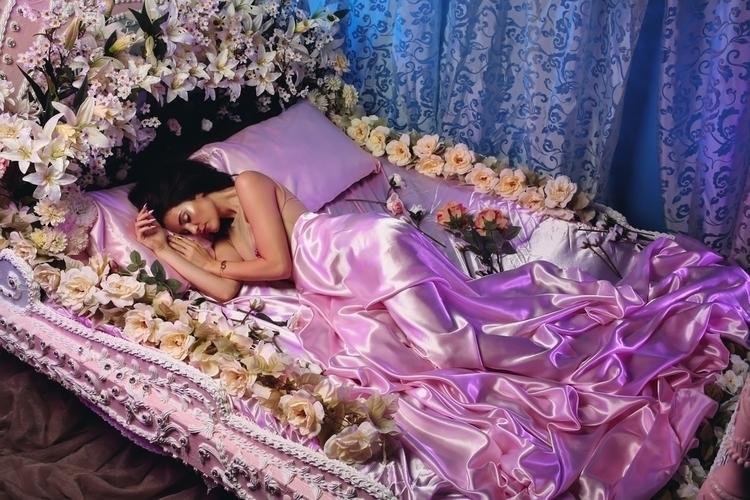 Beauty Nap collaboration artist - elenakulikova | ello