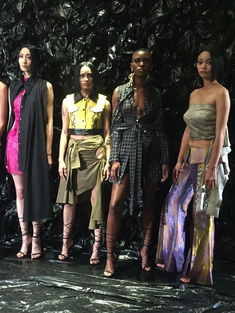 finally York Fashion Week whirl - kevlarrose | ello
