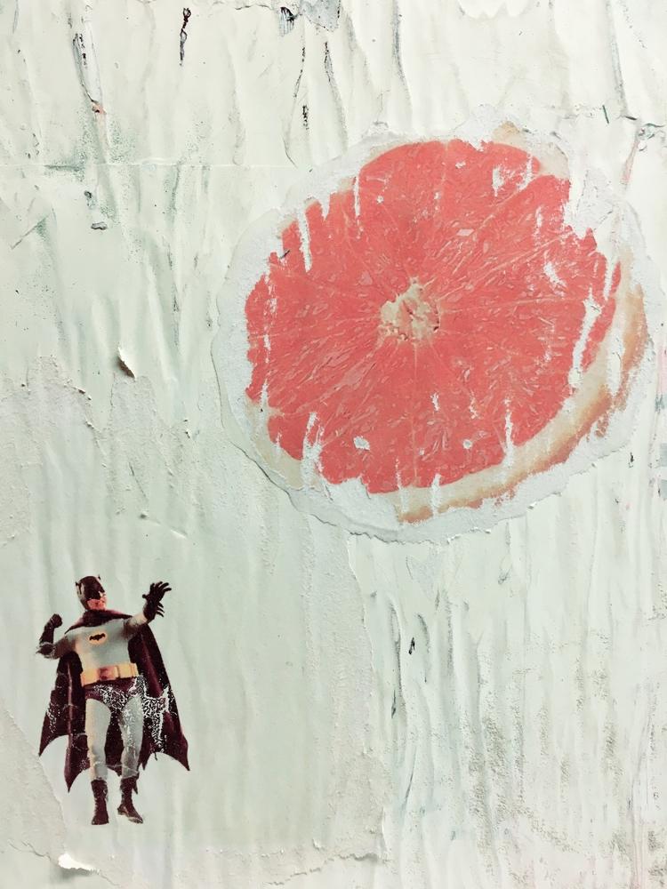 contemporary, art, collage, detail - jkalamarz | ello