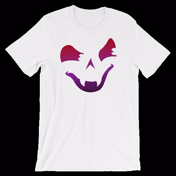 Check super cute Spooky Jack Fa - tenthousandunicorns | ello