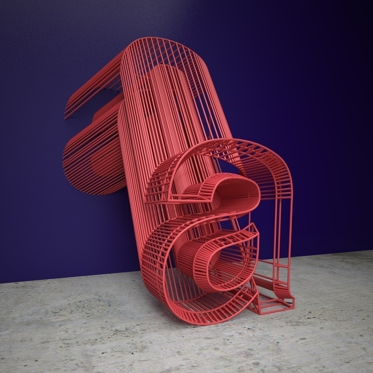Glitches Wire - Glitch, Typography - aaaronkaufman | ello