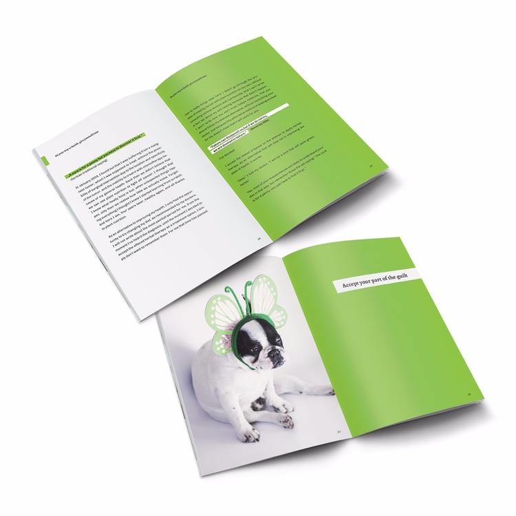 working book Path Health, part  - nikolastosic_ | ello