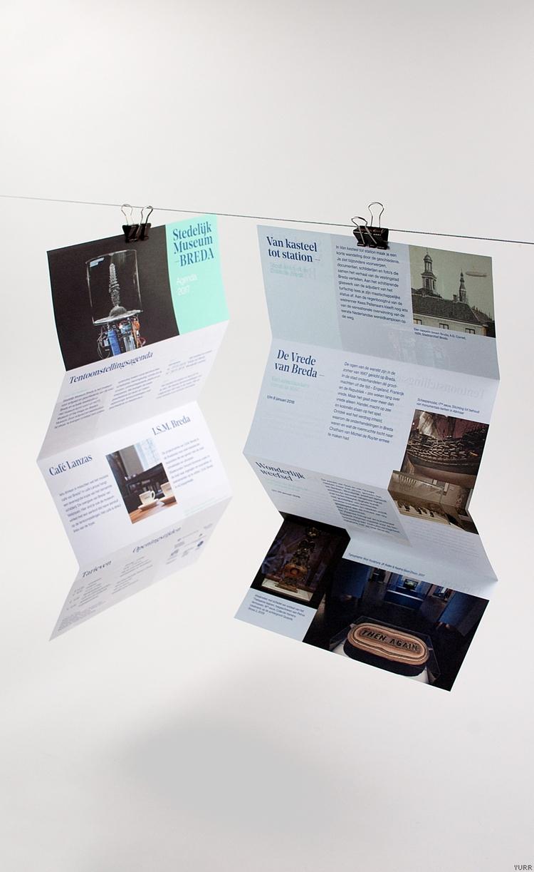 Stedelijk Museum Breda ~ Agenda - yurrstudio | ello