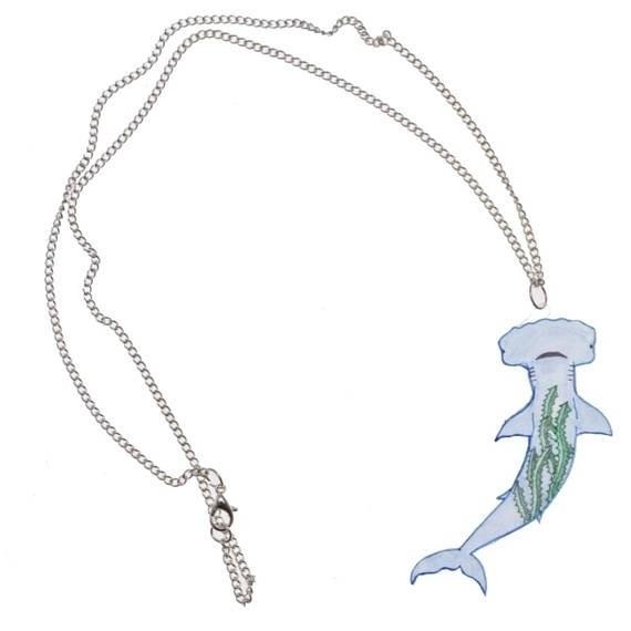 Hammerhead Shark Shrinky Dink N - snockardchanning | ello