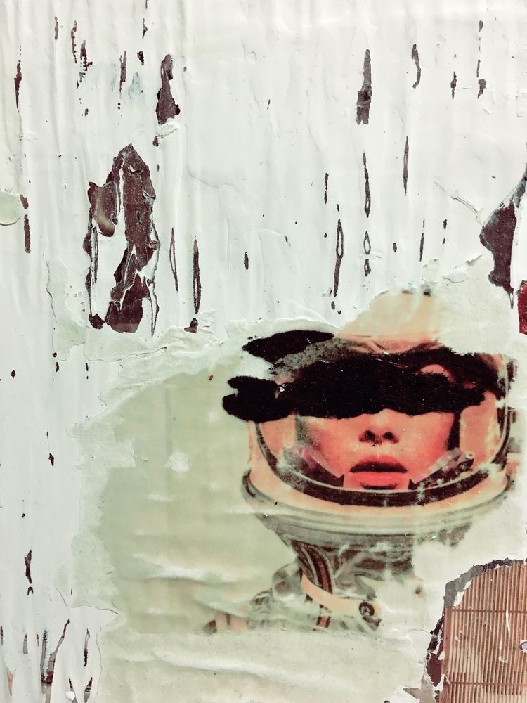 contemporary, abstract, art, collage - jkalamarz | ello