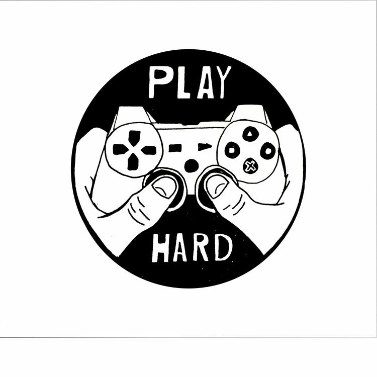| Play Hard- Sketch 14.9.17 fin - edwln | ello