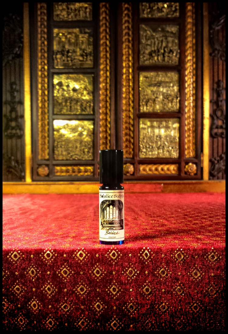 BASILICA 5 ml Perfume Oil Labda - solsticescents | ello