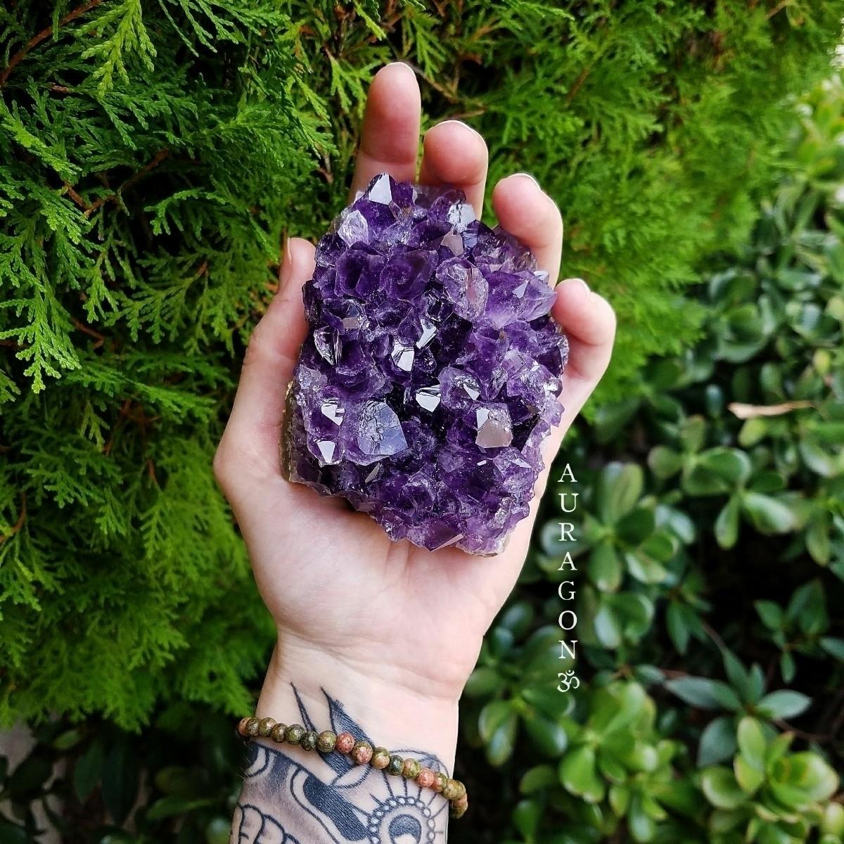 Grade amethyst clusters shop cr - auragon | ello
