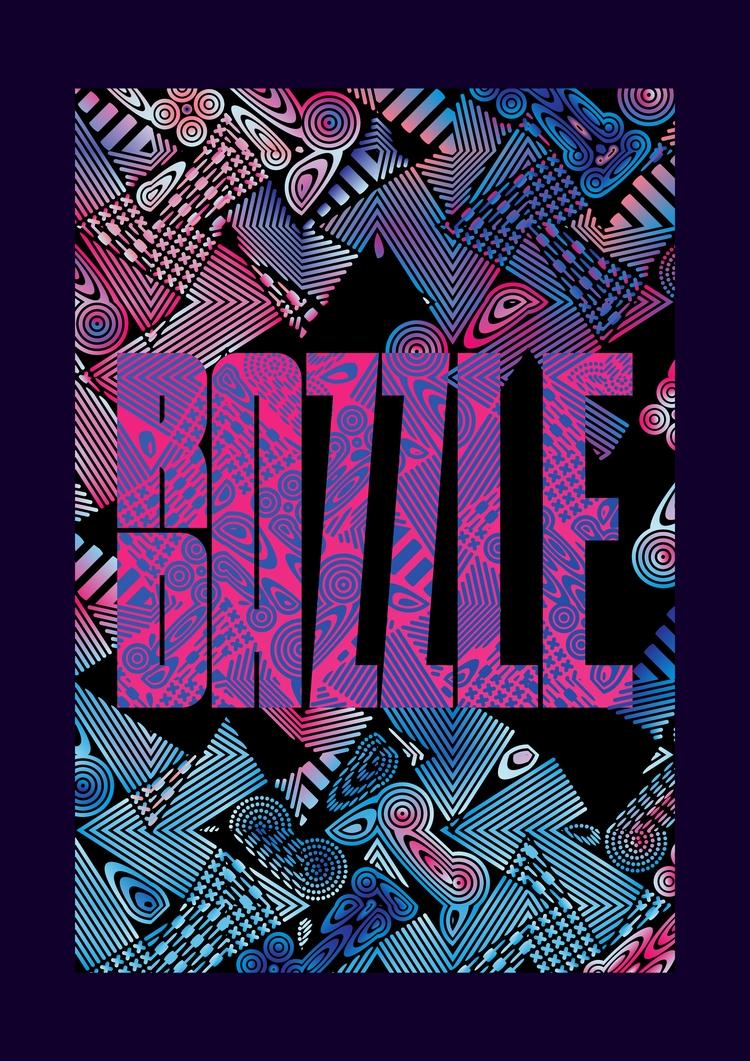 Razzle-dazzle. 91 - 365, design - theradya | ello