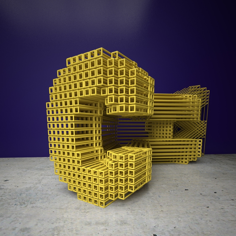 Glitch, Wire, Typography, 3D - aaaronkaufman   ello