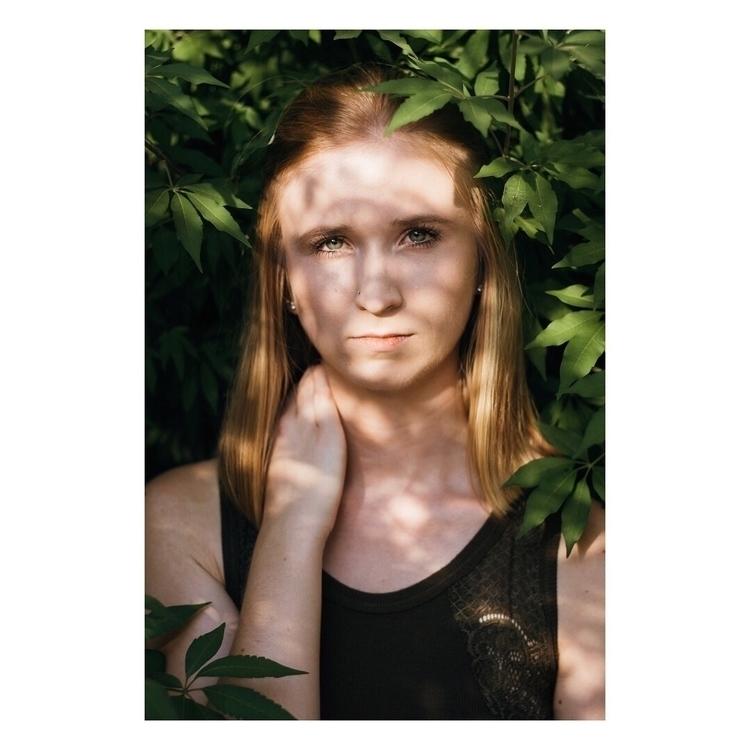 Summer glow - portrait, portraitphotography - cucumberfelon | ello