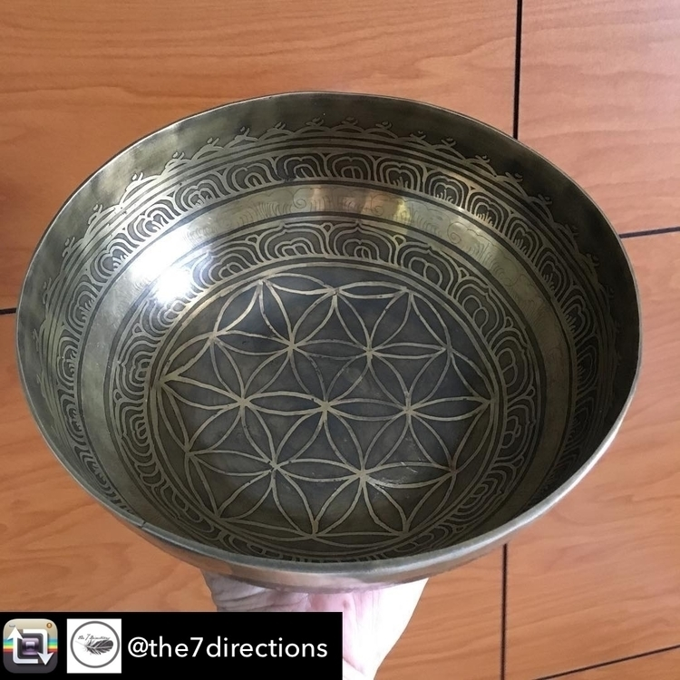 Repost - amazing singing bowl c - the7directions | ello