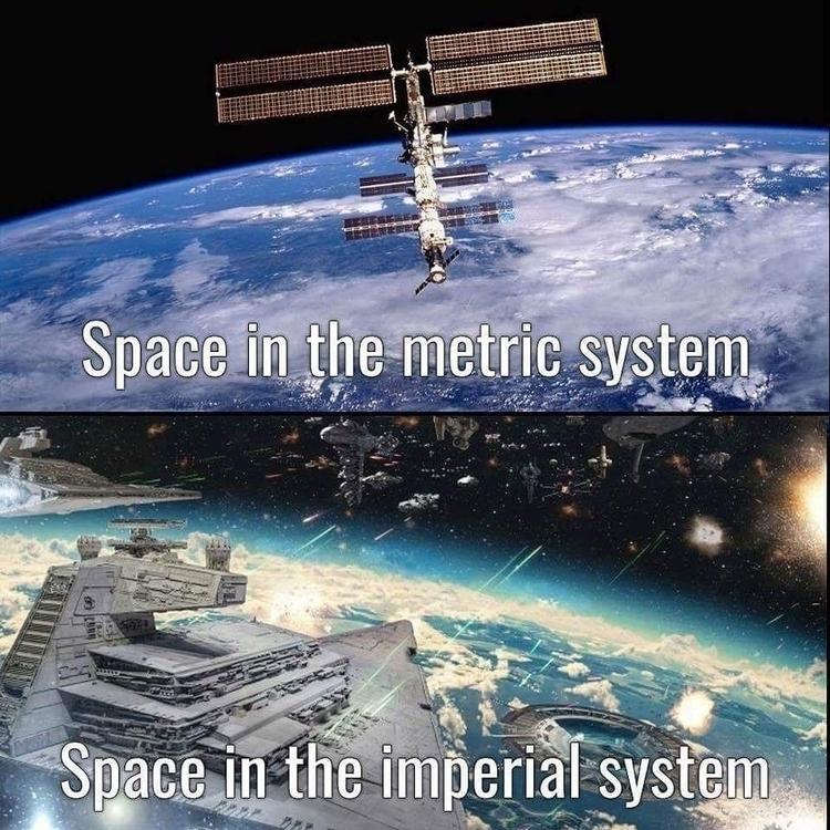 Measuring - galacticempire, imperialfleet - spacemonster | ello