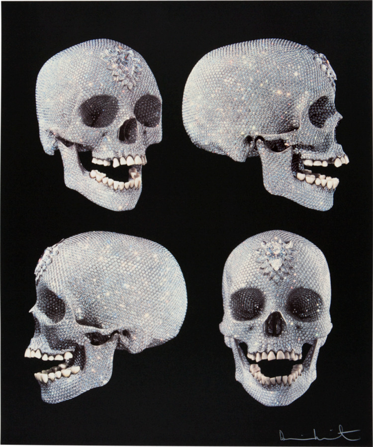 Love God - art, skull, symbolism - valosalo | ello