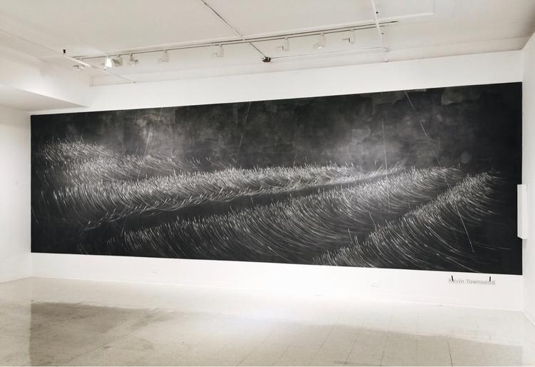 TIDAL GRAVITY graphite eraser w - kevin-townsend | ello