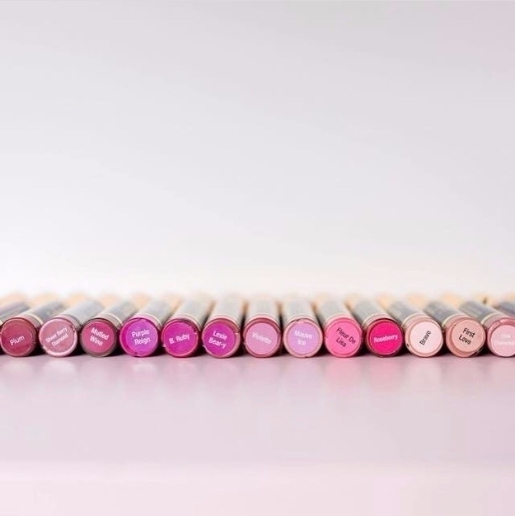 36 LipSense colors limited edit - flygirlsociety | ello