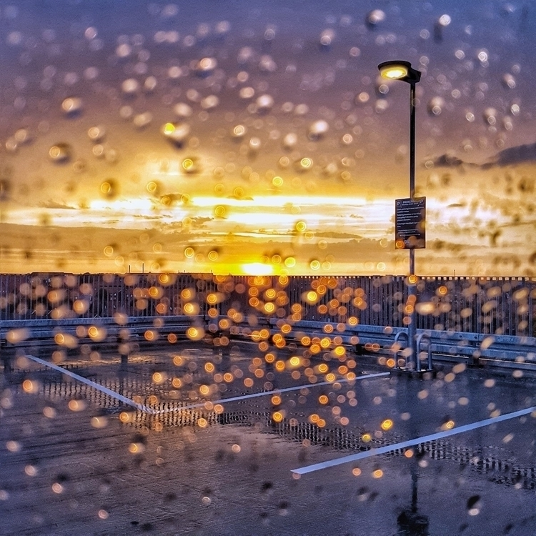 photography, rain, sunrise - markair | ello