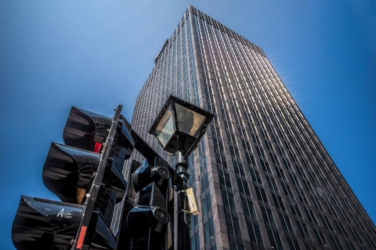 Star building - artmen | ello