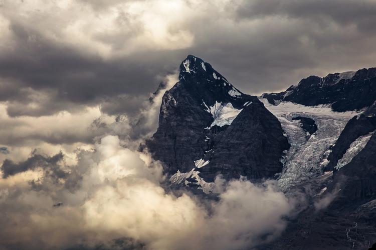 **Eiger, Switzerland** west fla - papa_delta | ello