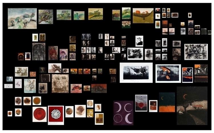 Retrospective Exhibition Hysni  - berinhasi | ello