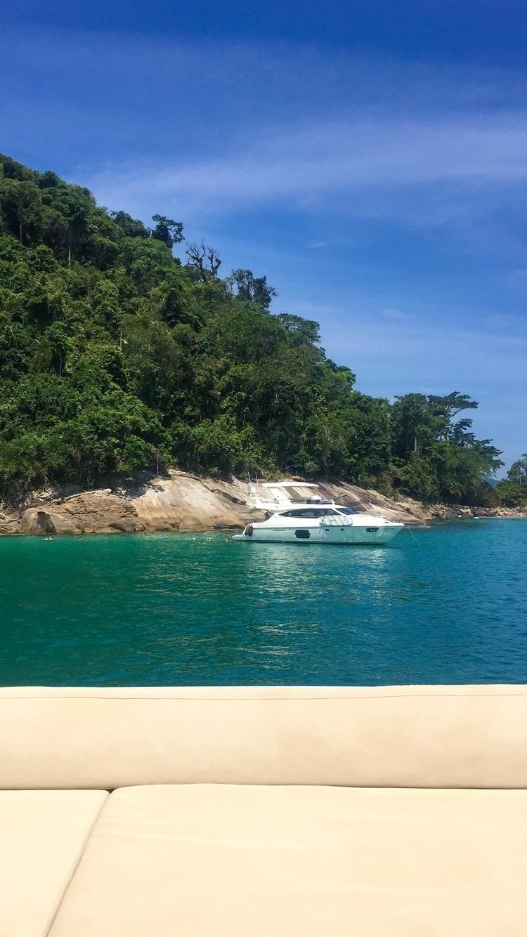 boat piece Brazilian Caribbean  - itsduchess | ello