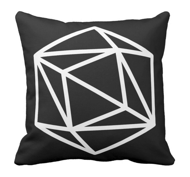 Queen - Liky, design, cushion, pillow - petro5va5iadi5 | ello