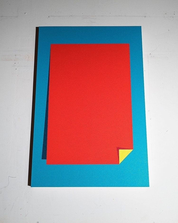 Sheet Acrylic canvas 36in 24in  - andrew_faris | ello