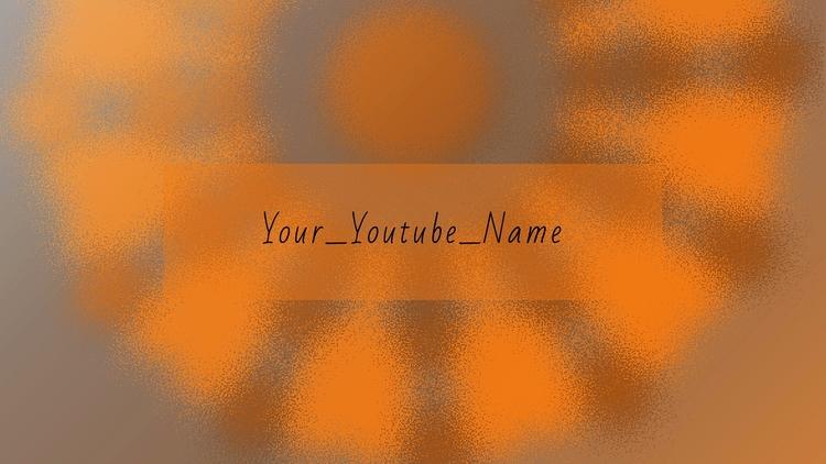 Youtube Channel Art Template (  - artlikesyou | ello