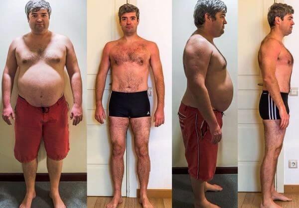 Cómo perder 45 kilos sin dietas - tendamarius | ello