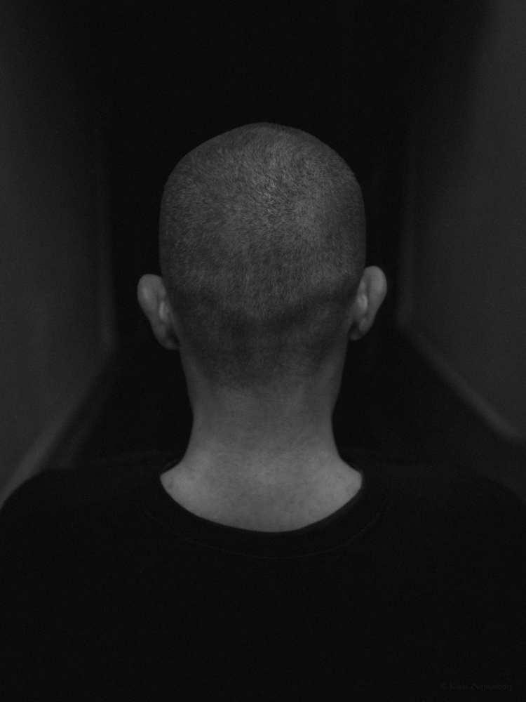 portrait, man, blackandwhite - klaasphoto | ello