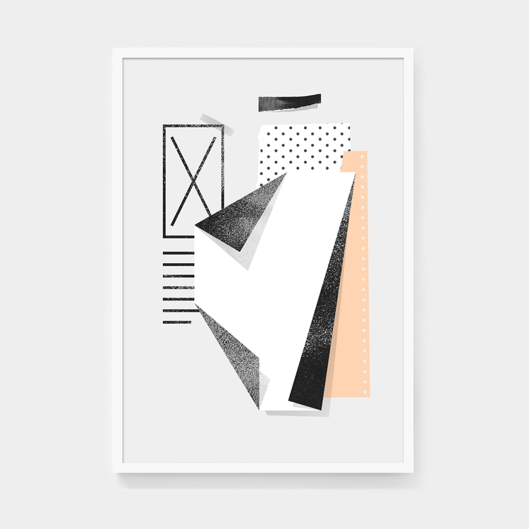 frame, artwork, music, design - andrebritz | ello