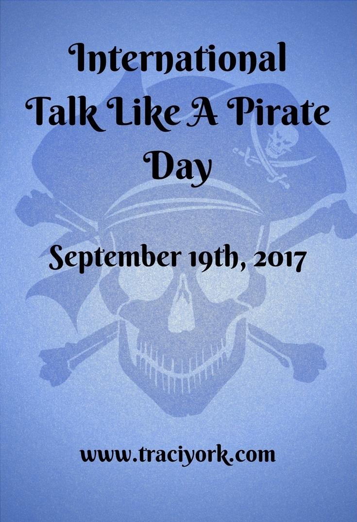 Ahoy, Hearties! September 19th  - traciyork | ello