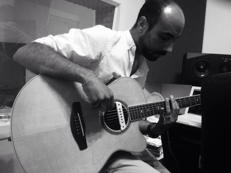 Recording AC Guitar - recording - ricardo_vasques | ello