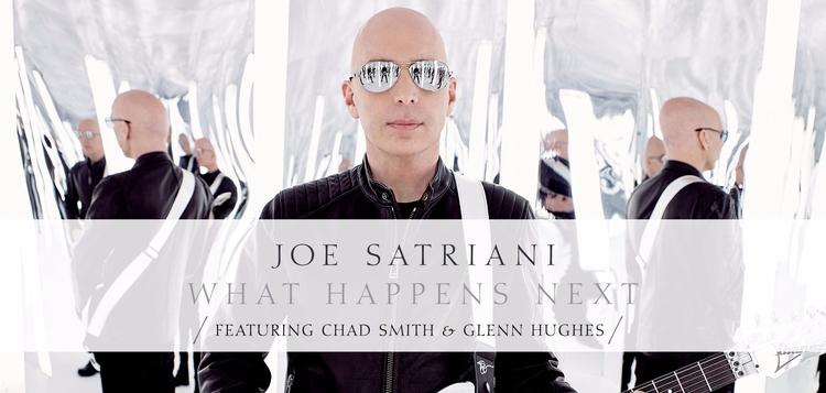 Joe Satriani Announcing album J - blazejiwanster | ello