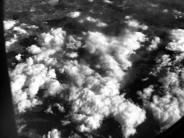 Flying clouds - sky, blackandwhite - joaocabral | ello