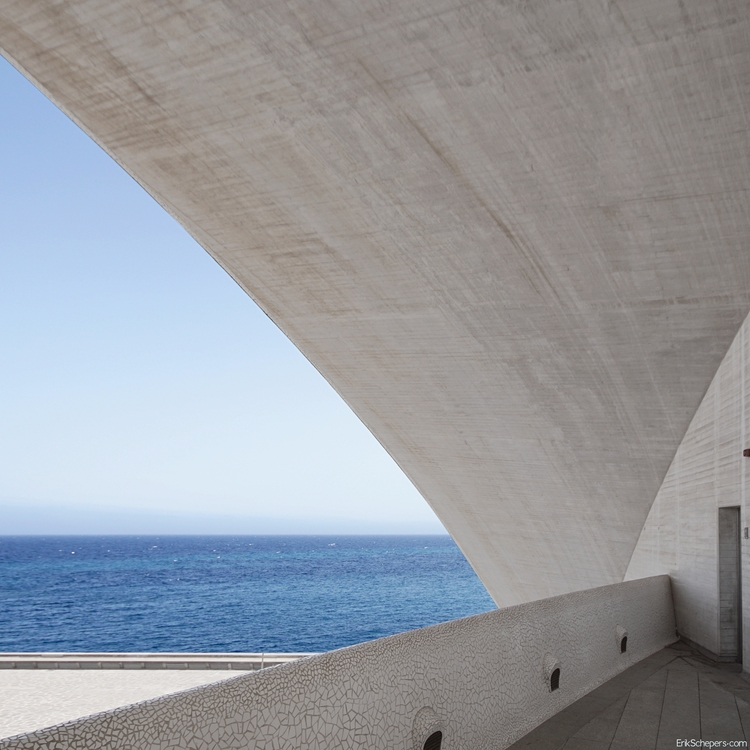Auditorio de Tenerife IV Spain  - erik_schepers | ello