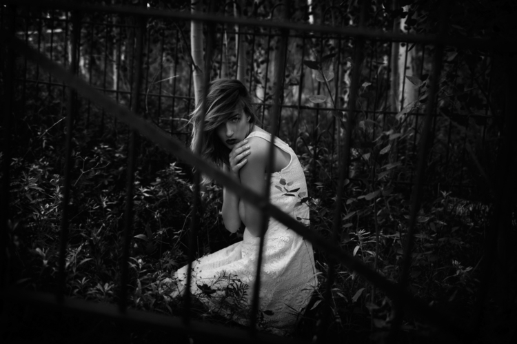 Photographer/Concept:Sujay Ram - darkbeautymag | ello