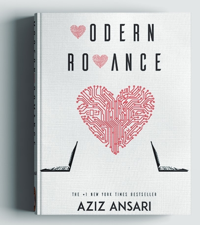 Modern Romance bookcover redesi - davidyangdesign | ello