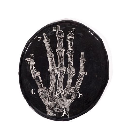 Anatomy plates /// courtesy cer - fede_poletti | ello