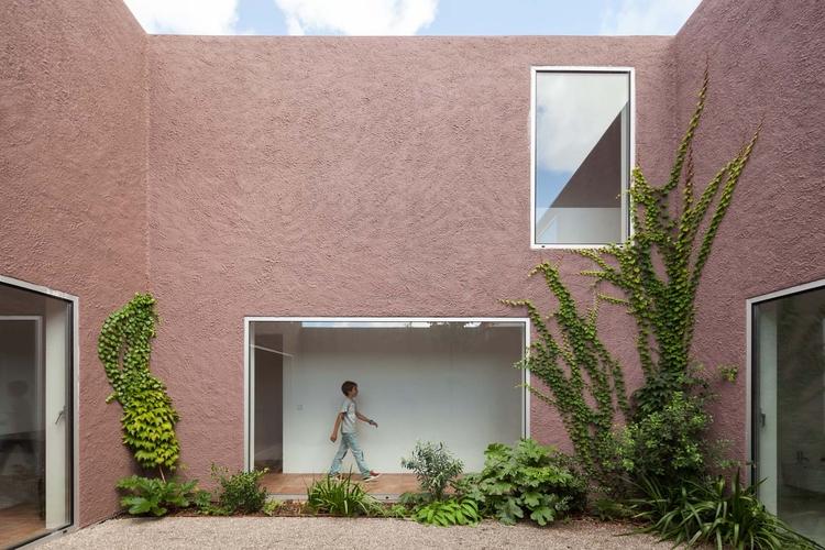 house courtyards designed Extra - thisispaper   ello