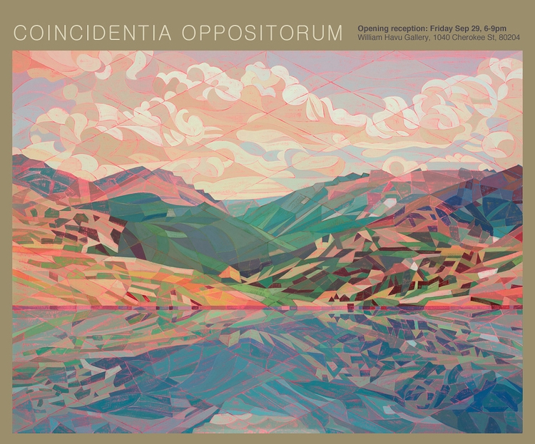 invited upcoming art show Willi - luiferreyra   ello