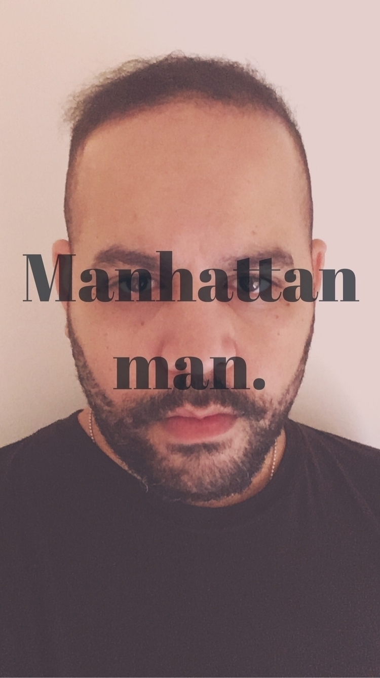Manhattan man - francisjohannes | ello