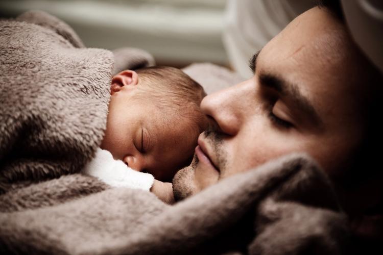 Suffer Post-Partum Depression - dad - anthonycentore | ello