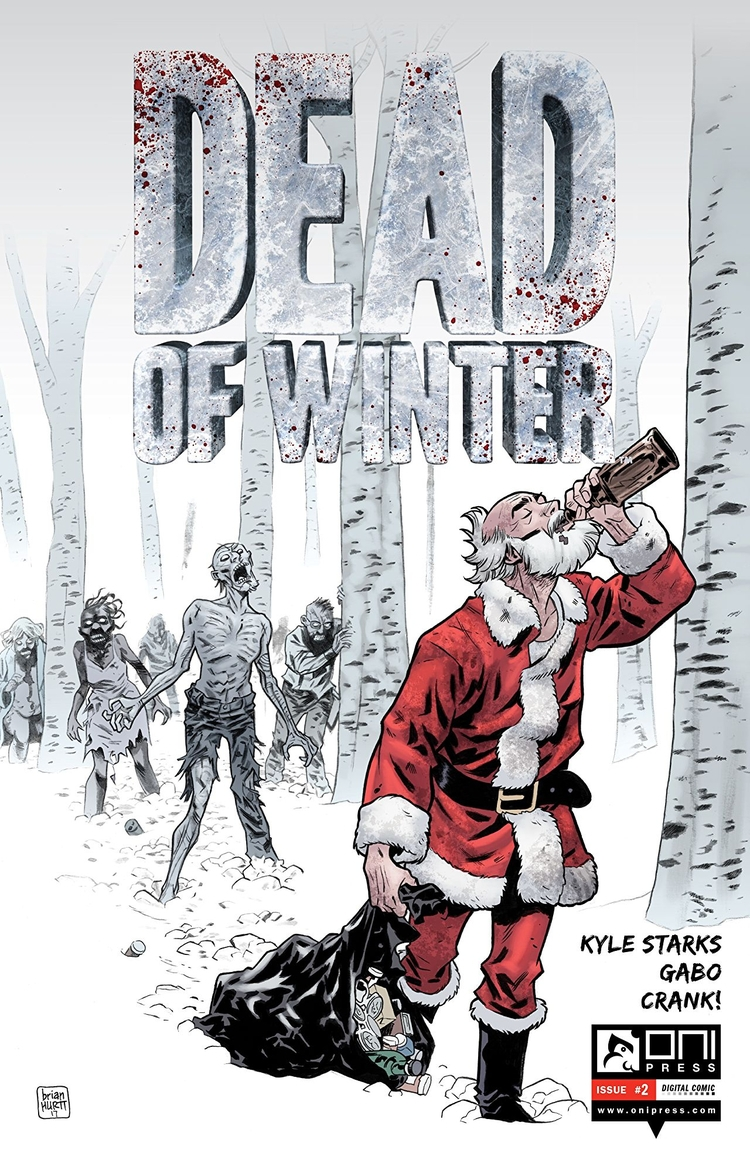 Picture Dead Winter Oni Press 2 - oosteven | ello